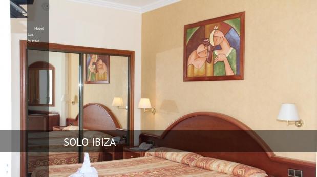 Hotel Las Arenas baratos