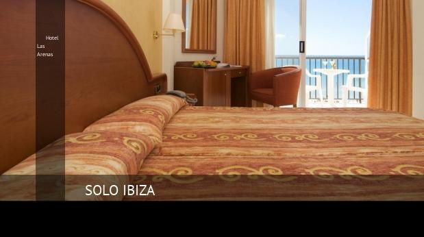 Hotel Las Arenas reverva