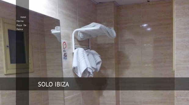 Hotel Marina Playa De Palma reservas