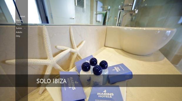 Hotel Marins Playa Suites - Solo Adultos barato