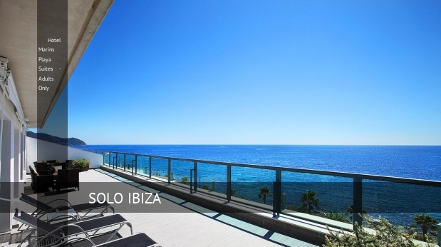 Hotel Marins Playa Suites - Solo Adultos booking