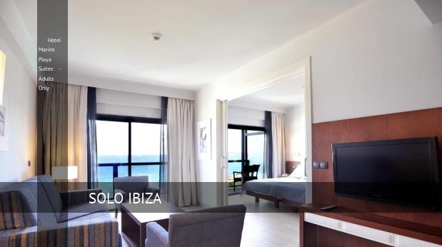 Hotel Marins Playa Suites - Solo Adultos opiniones