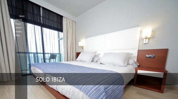 Hotel Marins Playa Suites - Solo Adultos reservas