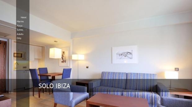 Hotel Marins Playa Suites - Solo Adultos reverva