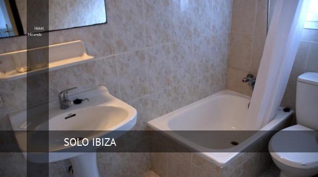 Hotel Miranda reservas