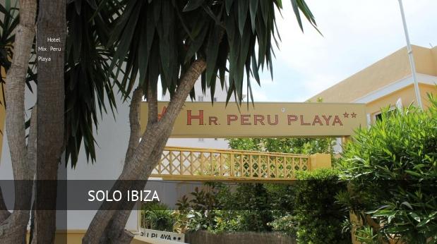 Hotel Mix Peru Playa reservas