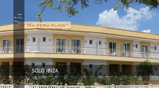 Hotel Mix Peru Playa reverva