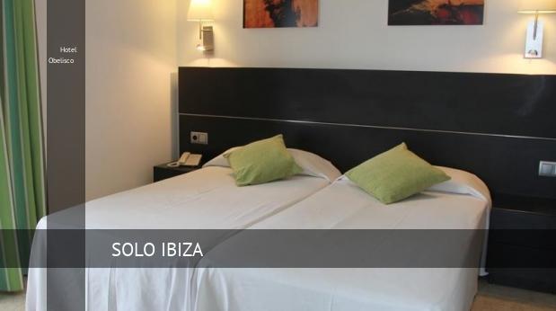 Hotel Obelisco barato