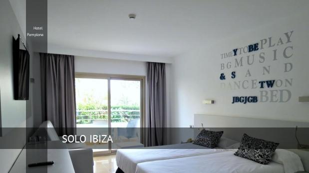 Hotel Pamplona barato