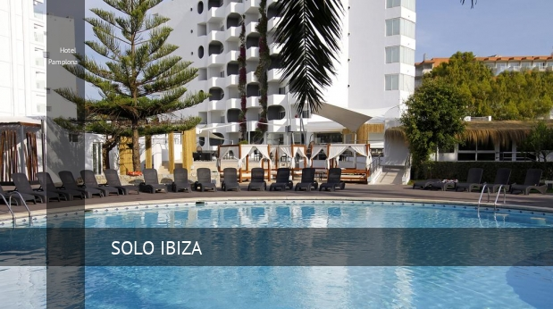 Hotel Pamplona booking