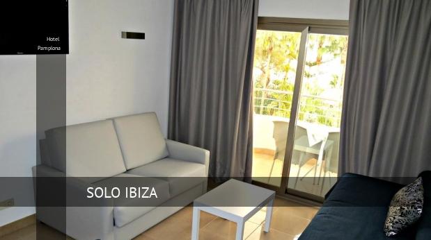 Hotel Pamplona oferta