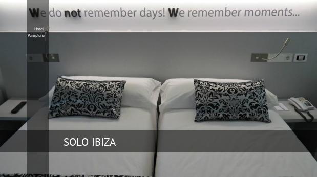 Hotel Pamplona ofertas