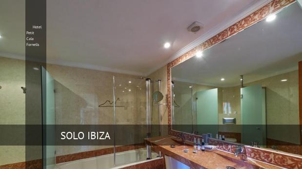 Hotel Petit Cala Fornells opiniones