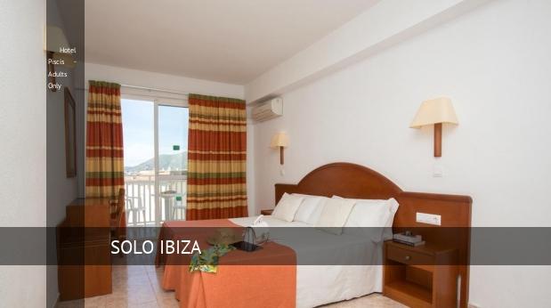 Hotel Piscis - Solo Adultos booking