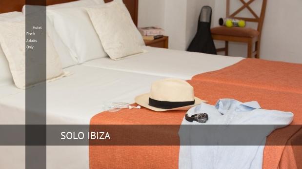 Hotel Piscis - Solo Adultos reservas