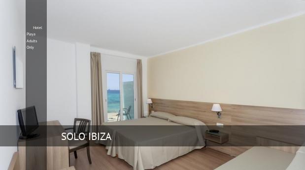 Hotel Playa Solo Adultos booking