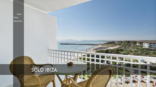 Hotel Playa Esperanza reverva
