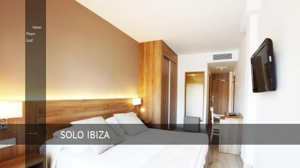 Hotel Playa Golf oferta