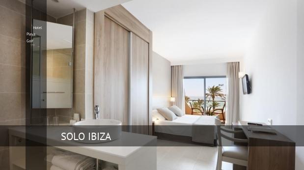Hotel Playa Golf reservas