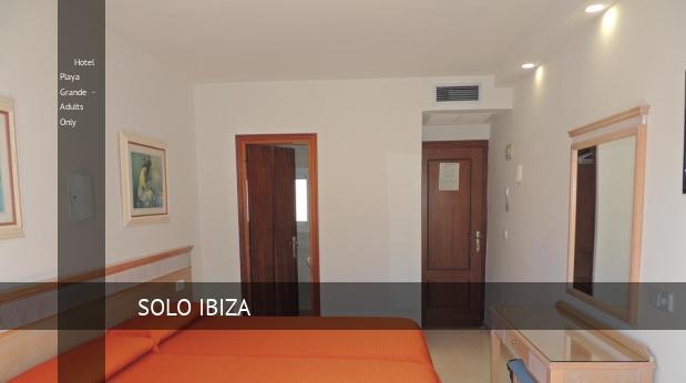 Hotel Playa Grande - Solo Adultos barato