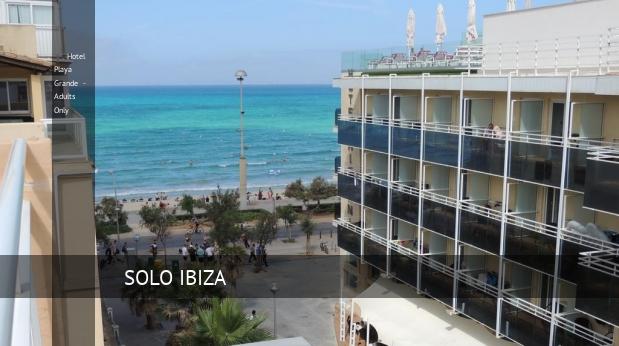 Hotel Playa Grande - Solo Adultos booking