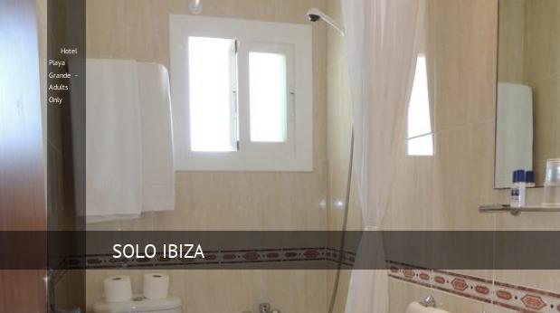 Hotel Playa Grande - Solo Adultos opiniones