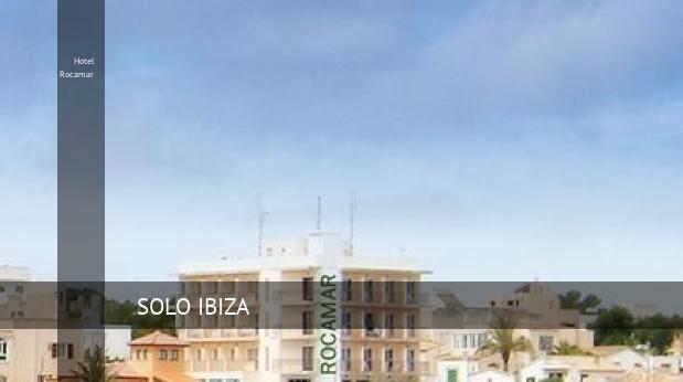 Hotel Rocamar opiniones