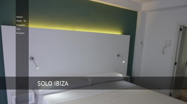 Hostal Hotel Sa Roqueta Can Picafort baratos