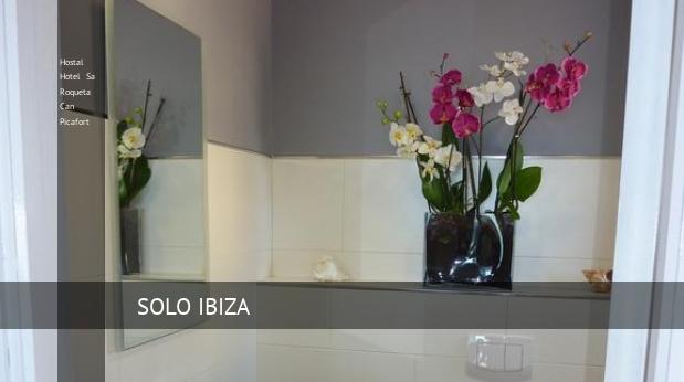 Hostal Hotel Sa Roqueta Can Picafort booking