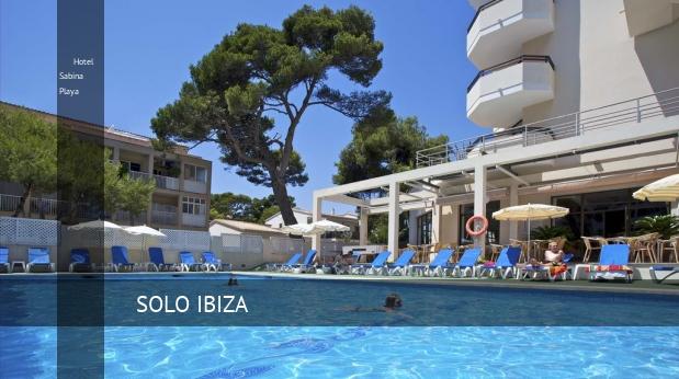 Hotel Sabina Playa booking