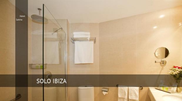 Hotel Sabina opiniones