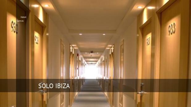 Hotel Samos reverva