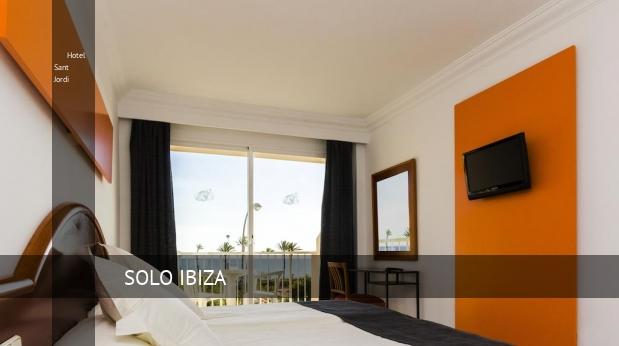 Hotel Sant Jordi baratos