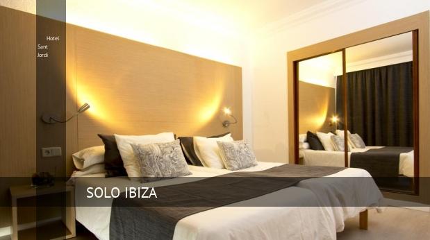Hotel Sant Jordi booking
