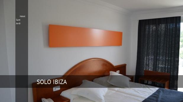 Hotel Sant Jordi opiniones