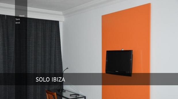 Hotel Sant Jordi reservas