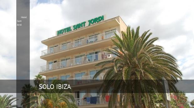Hotel Sant Jordi reverva