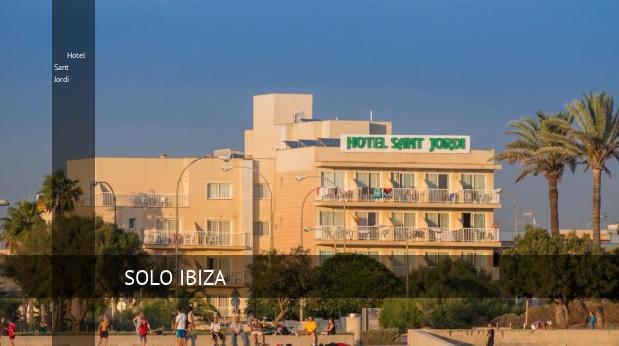 Hotel Hotel Sant Jordi