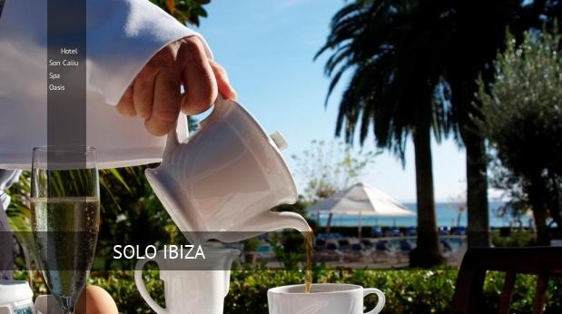 Hotel Son Caliu Spa Oasis book