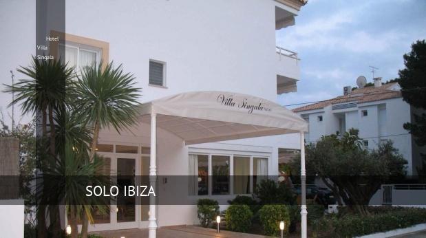 Hotel Villa Singala booking