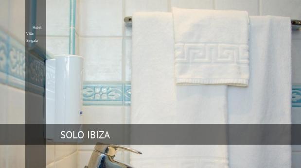 Hotel Villa Singala reservas