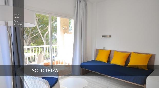 Hostal Houm Plaza Son Rigo Playa de Palma