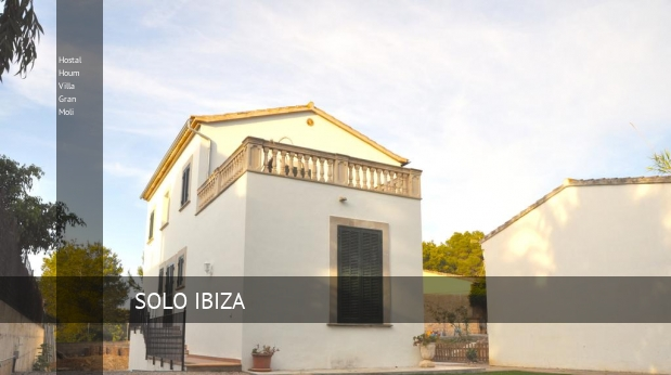 Hostal Houm Villa Gran Moli booking