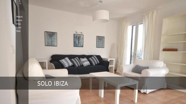 Hostal Houm Villa Gran Moli opiniones