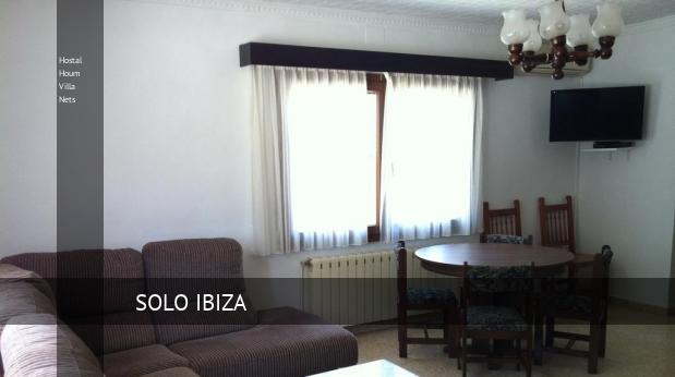 Hostal Houm Villa Nets reverva