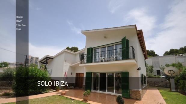 Hostal Houm Villa Son Rigo