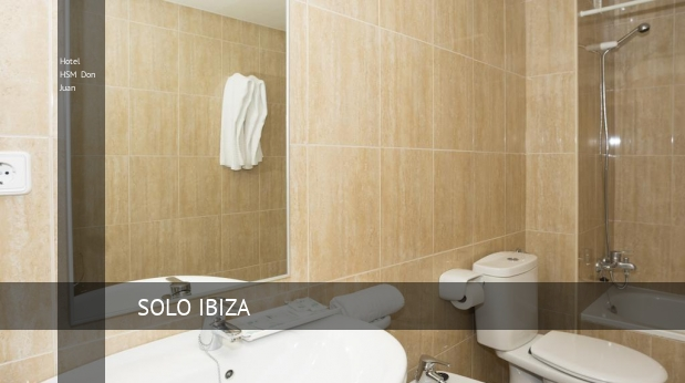 Hotel HSM Don Juan reservas