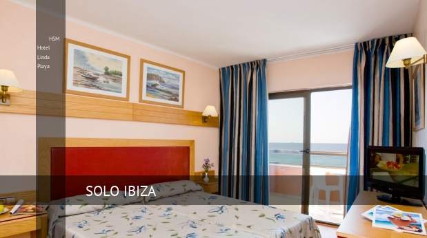 HSM Hotel Linda Playa reverva