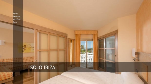Hotel Iberostar Albufera Park ofertas