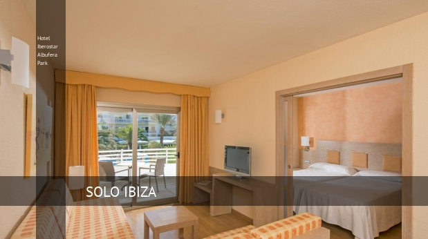Hotel Iberostar Albufera Park reverva